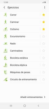 Cómo funciona el Samsung Health - Samsung Galaxy S20 - Passo 15