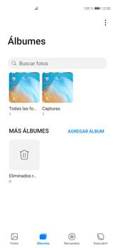 Tomar una captura de pantalla - Huawei P40 - Passo 6