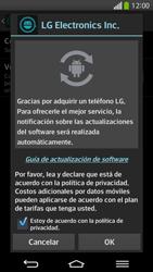 Actualiza el software del equipo - LG G Flex - Passo 10