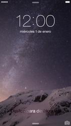 Bloqueo de la pantalla - Apple iPhone 6 - Passo 4