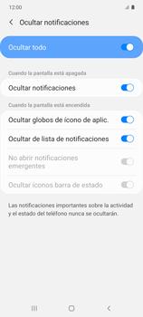 Cómo configurar el modo no molestar - Samsung Galaxy S10 Lite - Passo 22