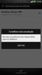 Actualiza el software del equipo - HTC One - Passo 7