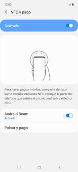 Cómo activar NFC - Samsung Galaxy A51 - Passo 7