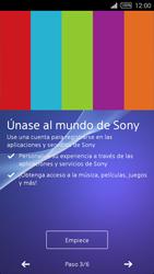 Activa el equipo - Sony Xperia Z2 D6503 - Passo 8