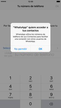 Configuración de Whatsapp - Apple iPhone 6 Plus - Passo 4