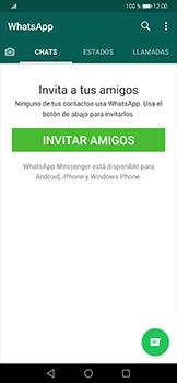 Configuración de Whatsapp - Huawei P30 Pro - Passo 12