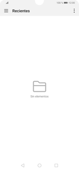 Envía fotos, videos y audio por mensaje de texto - Huawei P30 - Passo 12