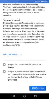 Crea una cuenta - Huawei Y6 2018 - Passo 15