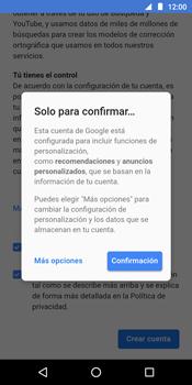 Crea una cuenta - Motorola Moto G6 Play - Passo 15