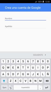 Crea una cuenta - Samsung Galaxy Note 5 - N920 - Passo 4