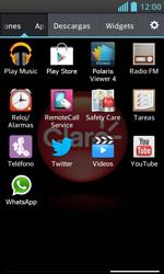 Configuración de Whatsapp - LG Optimus L5 II - Passo 3