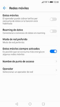 Desactiva tu conexión de datos - Huawei P10 Plus - Passo 5