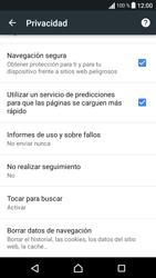 Limpieza de explorador - Sony Xperia E5 - Passo 9