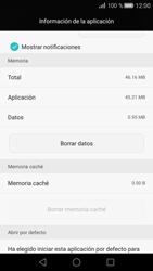 Limpieza de aplicación - Huawei P8 - Passo 5