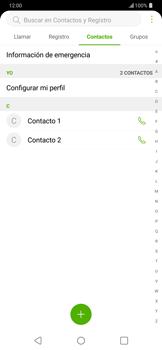 ¿Tu equipo puede copiar contactos a la SIM card? - LG G7 ThinQ - Passo 5