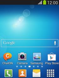 Envía fotos, videos y audio por mensaje de texto - Samsung Galaxy Pocket Neo - S5310L - Passo 1