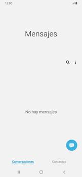 Modo silencio y vibración para mensajes - Samsung Galaxy A30 - Passo 4