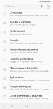 Desbloqueo del equipo por medio del patrón - Samsung A7 2018 - Passo 4