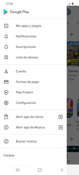 Cambiar configuración de actualizaciones de aplicaciones - Samsung Galaxy S20 - Passo 7