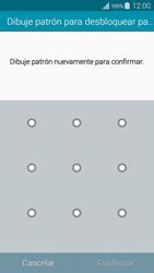 Desbloqueo del equipo por medio del patrón - Samsung Galaxy A3 - A300M - Passo 9