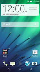 Configura el Internet - HTC One M8 - Passo 1