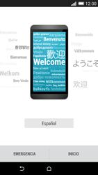 Activa el equipo - HTC One M8 - Passo 3