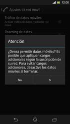 Configura el Internet - Sony Xperia SP C5302 - Passo 7
