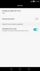 Configura el Internet - Huawei Ascend Mate 7 - Passo 24