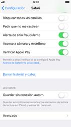 Limpieza de explorador - Apple iPhone 8 - Passo 4