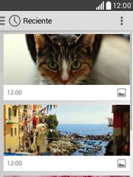 Envía fotos, videos y audio por mensaje de texto - LG L20 - Passo 14