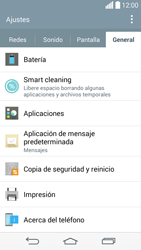 Actualiza el software del equipo - LG G3 Beat - Passo 6