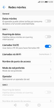 Desactiva tu conexión de datos - Huawei Mate 10 Pro - Passo 5