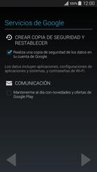 Crea una cuenta - Samsung Galaxy A3 - A300M - Passo 12