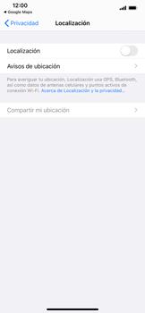 Uso de la navegación GPS - Apple iPhone 11 - Passo 5