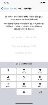 Configuración de Whatsapp - Apple iPhone XS Max - Passo 10
