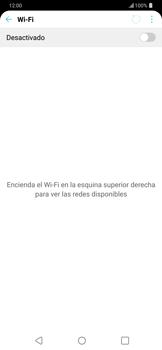 Configura el WiFi - LG G7 ThinQ - Passo 5