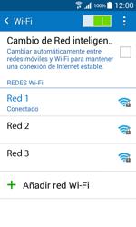 Configura el WiFi - Samsung Galaxy Core Prime - G360 - Passo 8