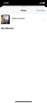 Cómo enviar un correo electrónico - Apple iPhone XS - Passo 12