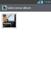 Envía fotos, videos y audio por mensaje de texto - LG L4 II - Passo 13