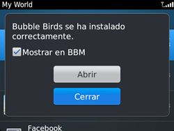 Instala las aplicaciones - BlackBerry Bold 9720 - Passo 25
