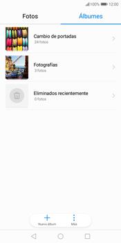 Transferir fotos vía Bluetooth - Huawei Y7 (2018) - Passo 5