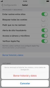 Limpieza de explorador - Apple iPhone 8 Plus - Passo 5