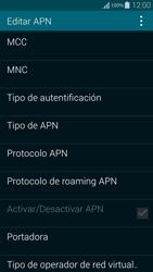 Configura el Internet - Samsung Galaxy Alpha - G850 - Passo 11
