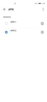 Configura el Internet - Huawei P40 - Passo 17