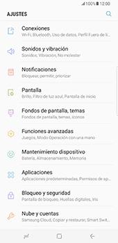 Desbloqueo del equipo por medio del patrón - Samsung Galaxy S8+ - Passo 4