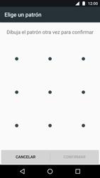 Desbloqueo del equipo por medio del patrón - Motorola Moto G5 - Passo 10