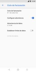 Desactivación límite de datos móviles - Nokia 3.1 - Passo 8