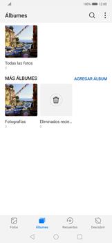 Transferir fotos vía Bluetooth - Huawei Mate 20 Pro - Passo 4