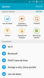 Configura el hotspot móvil - Samsung Galaxy S6 - G920 - Passo 4