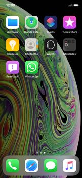 Configuración de Whatsapp - Apple iPhone XS - Passo 3
